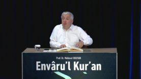 Envâru'l Kur'ân Dersleri 95 (50. KÂF SÛRESİ 6-11 Âyetler)